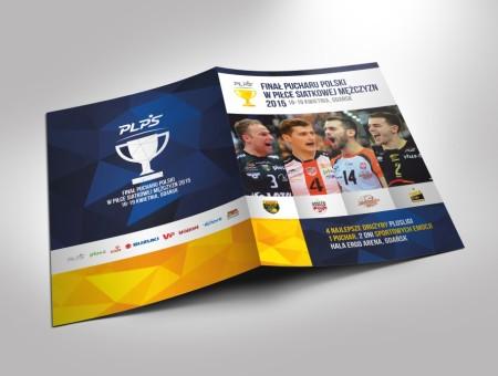 PLPS, Finał Pucharu Polski Mężczyzn 2015